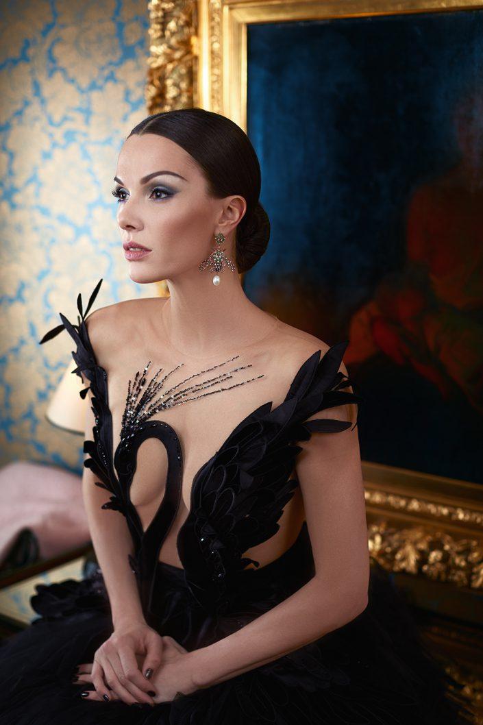 Black Swan, Maria Abashova